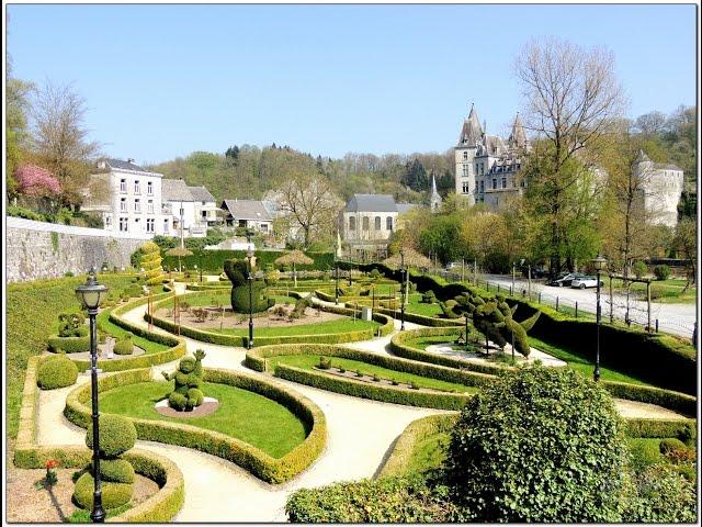 road trip con visita a Durbuy la ciudad más pequeño del mundo en Valonia - Bélgica