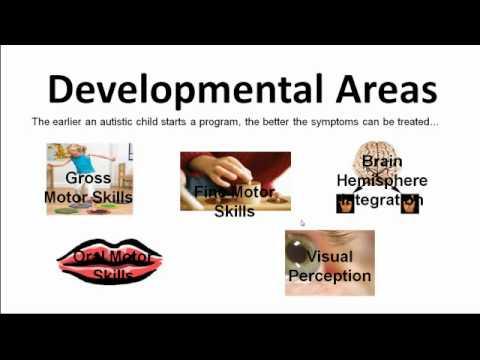 Overcoming Developmental Delays in Autism