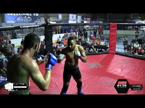Fightrepreneur Presents: AFC Fight Night (170lbs Title)