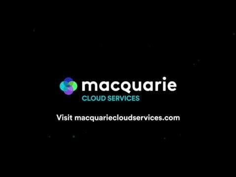 Macquarie Cloud Services and VMware