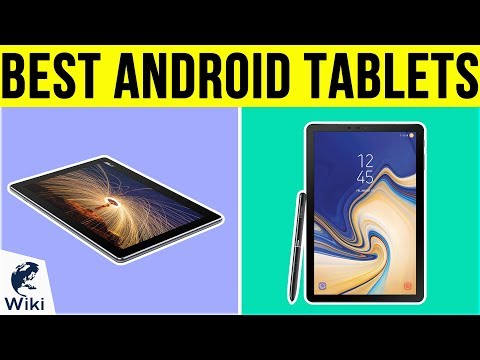 7 Best Android Tablets 2019