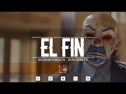 FREE BEAT | El Fin – Hip-Hop Freestyle x Tiraera Type Beat (Prod. By @noiseboybeats)