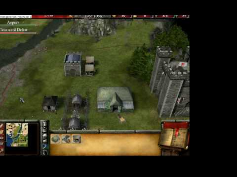 Stronghold 2 Demo Mission 1 Weapons |