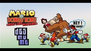 DeSmuME 0.9.12 (DS Emulator) - Mario vs. Donkey Kong: Mini-Land Mayhem! | TEST I GeForce GT 1030