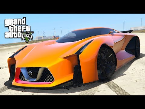 REAL LIFE CONCEPT CARS! (GTA 5 Mods)