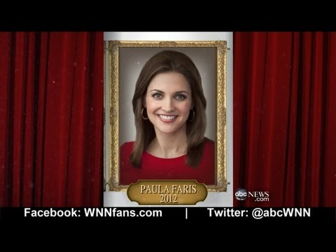 World News Now Says Farewell to Paula Faris