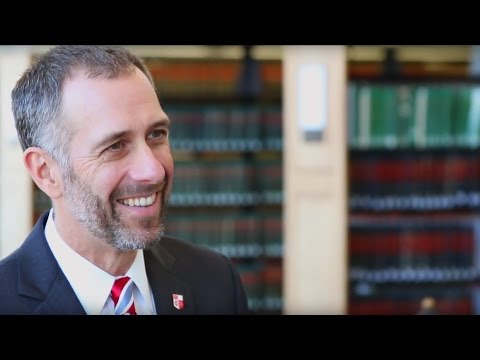Meet the Deans: Michael A. Simons, J.D., St. John's School of Law
