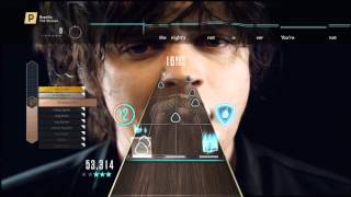 Reptilia - The Strokes (Guitar Hero TV) Expert 97%
