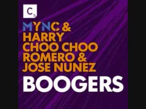 Harry Choo Choo Romero, MYNC, Jose Nunez - Boogers (Uner & Coyu Abreme La Puerta Mix)