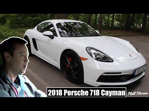 Review: 2018 Porsche 718 Cayman GTS