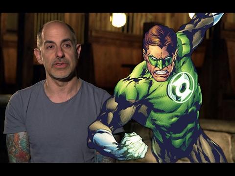 My thoughts on David S Goyer writing Green Lantern 2020