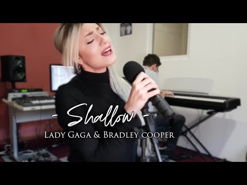 Lady Gaga, Bradley Cooper - Shallow (A Star Is Born) || Acoustic Cover by #ALTHEYA