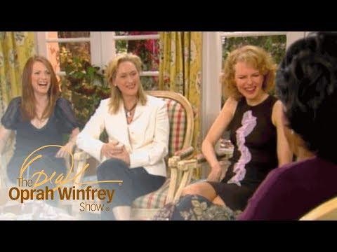 Meryl Streep, Nicole Kidman and Julianne Moore on Aging in Hollywood  The Oprah Winfrey   OWN