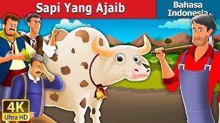 Sapi Yang Ajaib | Magic Cow Story in Indonesian | Dongeng Bahasa Indonesia