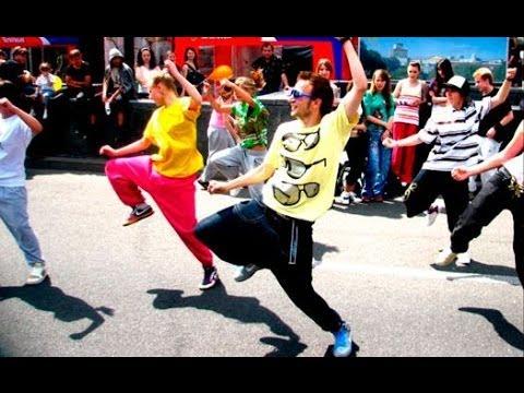 Битва между лучшими танцорами мира