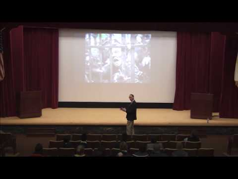 Issues in National Security, Lecture 3: James Holmes