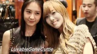 [Studio Ver.] SNSD Jessica, F(x) Kystal Tik Tok