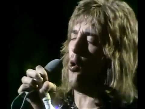 Rod Stewart with Faces - Stay With Me Live 1972