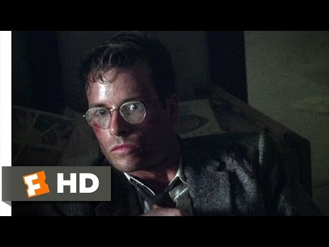 Hold Up Your Badge - L.A. Confidential (10/10) Movie CLIP (1997) HD
