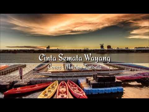 MANTAP!! Lagu ambon keyboard terbaru 2018 MARLON TIMISELA - Cinta Semata Wayang (Keyboar)