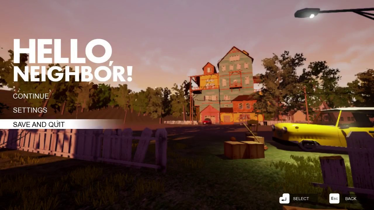 Hello neighbor alpha 2 download gamejolt