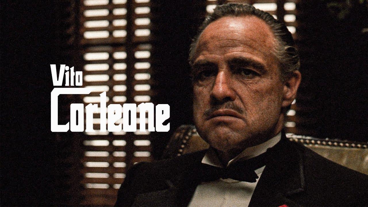 Vito Corleone The Godfather Youtube
