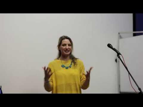 Easkey Britton - ÈALÙ Inspiring Walk & Talk