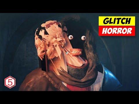 Bikin Merinding 11 Glitch Horror Paling Menyeramkan ini Malah Di temukan Di Game Bukan Horror