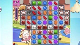 Candy Crush Saga Level 1555  No Booster