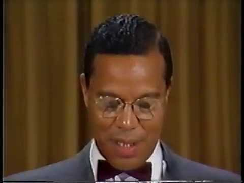 Min. Farrakhan;The Sons of God and the Daughters of Men