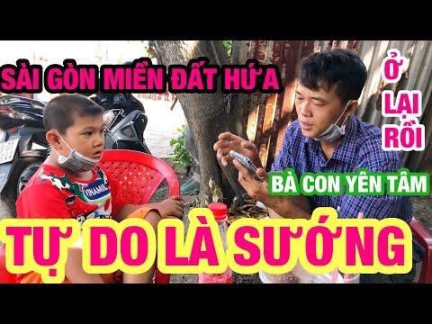 TỰ DO sẽ làm Trọng sún nun nấu khởi nghiệp đất Sài Gòn nuôi cả nhà 6 người trên xe ba gác
