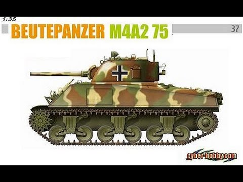 In-Box Kit Review: Cyber-hobby's Beutepanzer M4A2 75