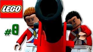 Смешной Лего мультик игра про пиратов [8] Остров сокровищ пиратов карибского моря(Альтернативная смешная озвучка прохождения лего видеоигры Пираты Карибского моря в виде мультфильма...., 2016-07-30T16:15:38.000Z)
