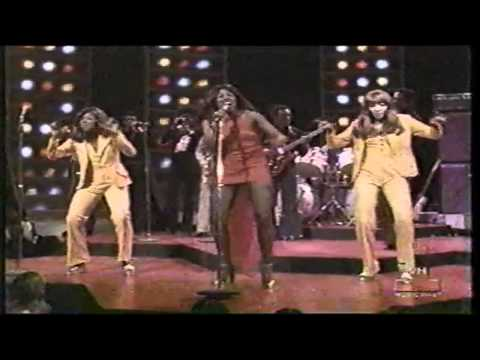 Ike & Tina Turner Midnight Special 1973