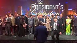 American Academy of Implant Dentistry 2017 - Honouring President Dr.Iyer