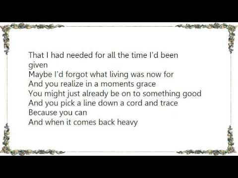 Boy  Bear - A  Moments Grace Lyrics