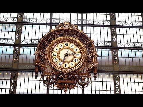 Une journée au Musée d'Orsay 06 2015 Paris - vidéo Dany Fischer