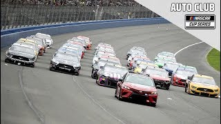 Full Race Replay: Auto Club 400 | NASCAR Cup Series