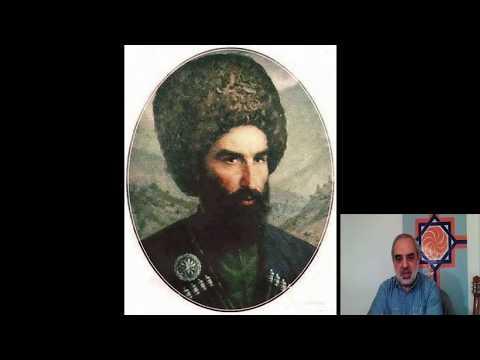 Великий аварец  наимб Ахбердил-сын армянского народа и великий тифлисец Сундукян.