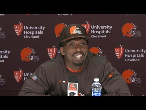 Tyrod Taylor: The Leadership role is bigger here and I welcome it