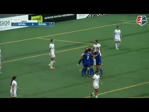 Highlights: FC Kansas City and Seattle Reign FC settle for 1-1 draw