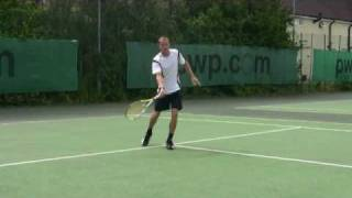 Tennis Tutorial Part 1 - The Forehand