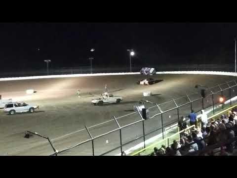 Modified Heat #2 @ Grayson County Speedway 07/13/29