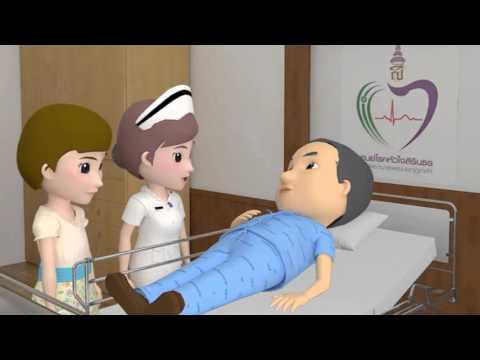 คำแนะนำผู้ป่วยก่อนผ่าตัดเปลี่ยนลิ้นหัวใจ รพ.พระมงกุฎเกล้า