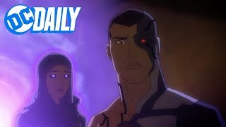 DC Daily Ep. 169: Does Cyborg Fit in with the YOUNG JUSTICE: OUTSIDERS team?
