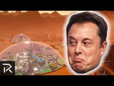 This Is How Elon Musk Plans To Colonize Mars