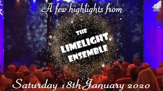 The Limelight Ensemble 2020 - A few highlights!