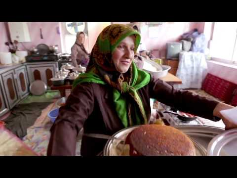 Ariana Bundy In Khavar Khanoom's Caspian Kitchen