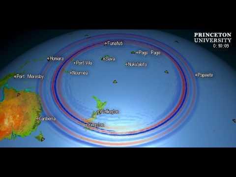 Magnitude 5.7 Quake, KERMADEC ISLANDS REGION