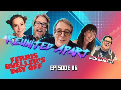 Ferris Bueller's Day Off | Reunited Apart With Josh Gad